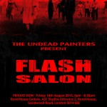 undead-painters-flash-salon-poster